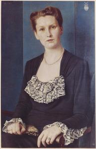 Portret van Cato Hoyer (1911-1994)