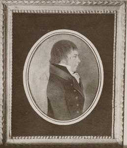 Portret van Jan Cornelis Avis (1779-1840)