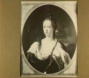 Portret van Anna Maria Luisa de Medici (1667-1743)