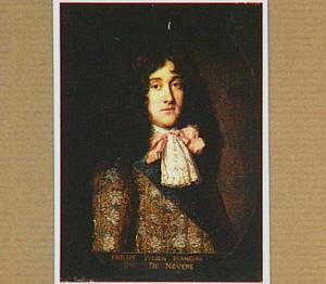 Portret van Philippe-Julien Mancini-Mazarin, duc de Nevers (1641-1707)