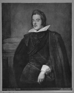 Portret van een man, mogelijk Antonio de Zuniga y d'Avila, Marqués de Mirabella (?-?)