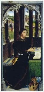 Portret van een man, waarschijnlijk onjuist geïdentificeerd als Francisco de Rojas