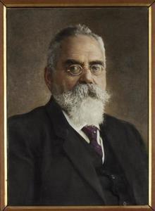 Portret van Jan Willem Gunning (1862-1923)