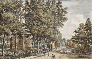 De Sint Catharinakapel in Driebergen