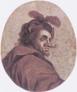 Portret van Pieter van Laer (1599-....)