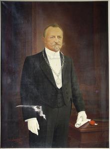 Portret van Hendrik Coenraad Hubert Esser ( -1915)
