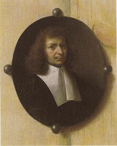 Portret van Cornelis Norbertus Gijsbrechts