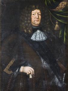 Portret van Gustaf Evertsson Horn af Marienborg (1614-1666)