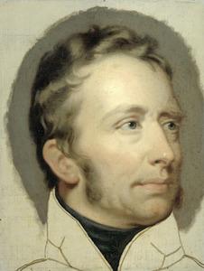 Portret van koning Willem I (1772-1843)