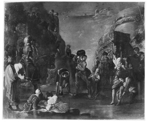Marteldood van de H. Stephanus (handelingen 7:58)