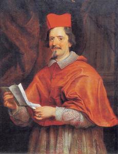 Portret van kardinaal Giulio Spinola (1612-1691)