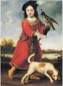 Portret van Michiel Pompe van Slingelandt (1643-1685)