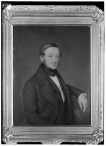 Portret van Witius Hendrik de Savornin Lohman (1801-1848)