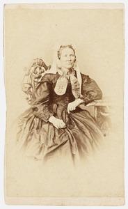 Portret van mw. Noorduyn
