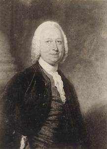 Portret van Christoffel van den Bergh (1702-1762)