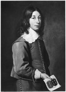 Portret van Bartholt van Douma (1627-1678), Grietman van Ferwerderadeel, echtgenoot van Doedtje Crack