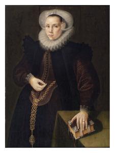 Portret van Margaretha de Maroux (....-....)