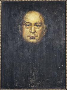 Portret van Johannis van Laar (1830-1896)