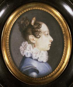 Portret van Jannetje Cool (1791-1865)