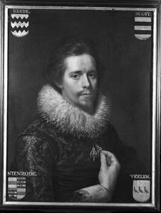 Portret van Johan van Reede van Renswoude (1593-1682)