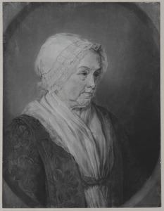Portret van Sara Hinlopen (1689-1775)