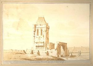 Harderwijk, de Luttekepoort