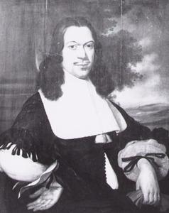 Portret van Petrus Sabe