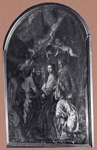 Het huwelijk van Maria en Jozef (Sposalizio)