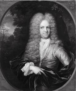 Portret van David de Wildt (1662-1729)