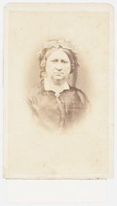 Portret van Helena de Jaager (1812-1868)
