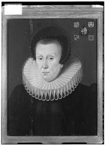 Portret van Catharina Sandelijn Van Herenthout ( -1616)