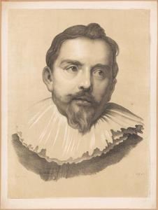Portret van een man genaamd Gaspar de Crayer (1584-1669)