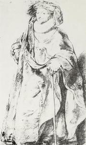 Studie van Ambrogio Spinola (1569-1630)