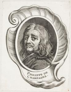 Portret van Philippe de Champaigne (1602-1674)