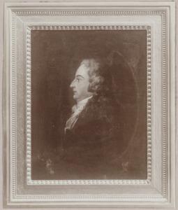 Portret van Adriaan Jacob Willem van Dielen (1772-1812)