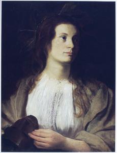 De muze Thalia, 'poeta laureata'