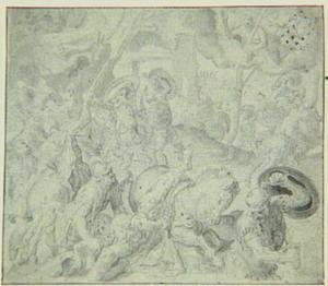 De bekering van keizer Constantijn