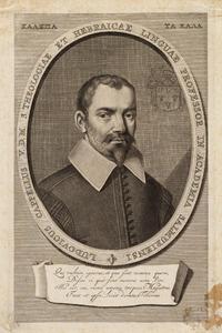 Portret van Ludovicus Cappellus (1585-1658)