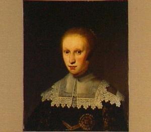 Portret van een 10-jarig meisje