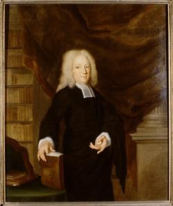 Portret van Tiberius Reitsma (1689-1742)