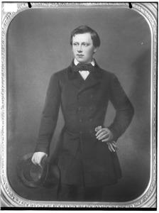 Portret van Willem van Oranje- Nassau (1840-1879)