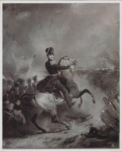 Portret van Tjalling Minne Watze van Asbeck (1795-1855)