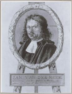 Portret van Jan Vermeer van Haarlem (1628-1691)