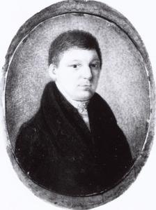 Portret van Hendrik van Lunteren (1780-1848)