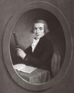 Portret van Jochem Koler (1750-1796)