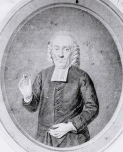 Portret van Philippus Serrurier (1727-1799)