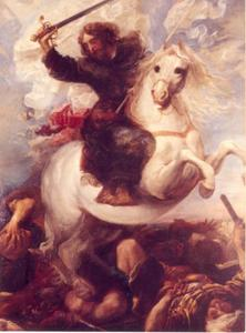 Sint Jacobus overwint Morokat