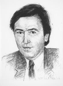 Portret van Leendert Cornelis Brinkman (1948- )