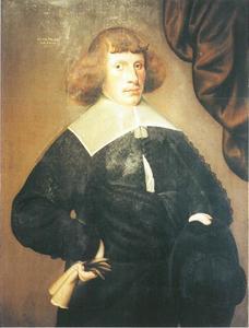 Portret van de koopman Johann Woltersdorf