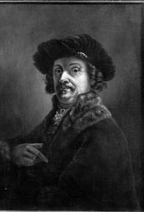 Rembrandts 'Zelfportret'